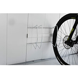 Polkupyöräteline puutarhavajaan Biohort BikeHolder Neo