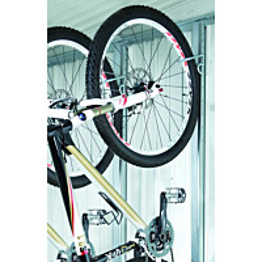 Polkupyöräteline puutarhavajaan Biohort bikeMax Europa 2kpl