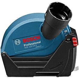 Pölynpoistoyksikkö 125 mm kulmahiomakoneille Bosch GDE 125 EA-S Professional