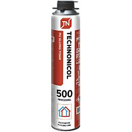 Polyuretaani-liimavaahto TechnoNICOL 500 Professional 760 ml 12 kpl/ltk