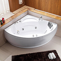 Poreamme Bathlife Class 1350x1350mm 340l