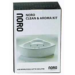 Poreammeen puhdistussetti Noro Clean & Aroma Kit