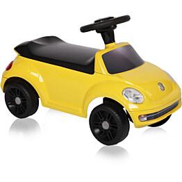 Potkuauto Rollplay VW Beetle, keltainen