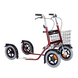 Potkupyörä Esla 3300 punainen