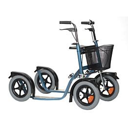 Potkupyörä Esla CityMax 3800 sininen