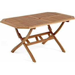 Pöytä Everton taitettava 85x150cm ruskea
