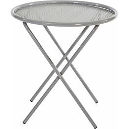 Pöytä Varax Tuuli pyöreä harmaa