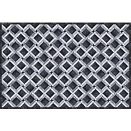 Pöytätabletti Beija Flor Marble Mosaic-1 33x50 cm musta/valkoinen