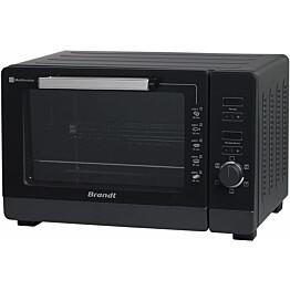 Pöytäuuni Brandt FC405MHB 63.3 cm 2100 W musta