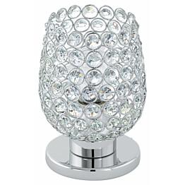 Pöytävalaisin Eglo Bonares 1 kromi kristalli 94899