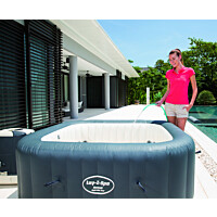 Puhallettava poreallas Lay-Z-Spa Hawaii Hydrojet Pro 180x180x71 cm