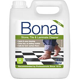 Puhdistusaine Bona 4l laatta vinyyli ja laminaatti