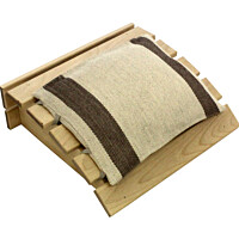puinen paanalunen tyyny emendo ruskea