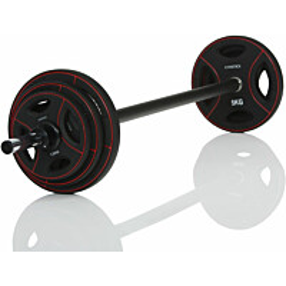 Pump-setti Gymstick Pro 20 kg