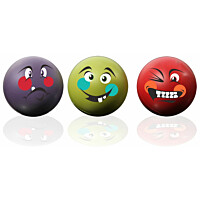 Puristelupallo Gymstick Anti-Stress Ball 3 kpl