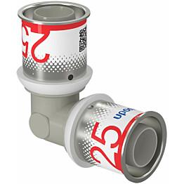 Puristuskulma Uponor S-Press Plus, PPSU, 25-25mm