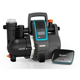 Puutarhapumppusarja GARDENA smart 5000/5E reitittimellä