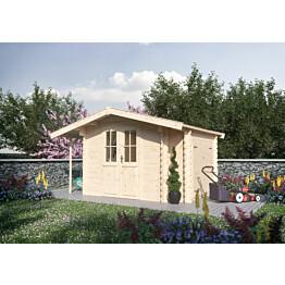 Puutarhavaja Skan Holz Multi 28 vahvuus 28 mm 245x245 cm (6 m²)