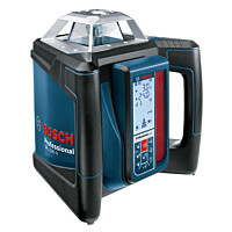 Pyörivä laser Bosch Pro GRL 500 H + LR50