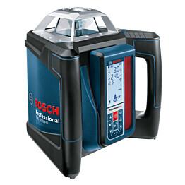 Pyörivä laser Bosch Pro GRL 500 HV + LR50