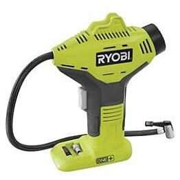 Rengas- ja pallopumppu Ryobi ONE+ 18V R18PI-0 ei akkua