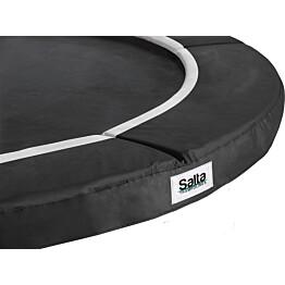 Reunasuojus trampoliiniin Salta Ø366cm, musta
