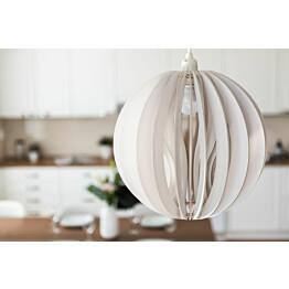 Riippuvalaisin OHTO Nordic Home Helmi valkoinen lisäkuva