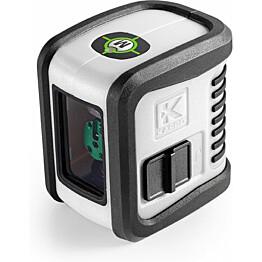 Ristilinjalaser Kapro Pro Laser 842G Bambino vihreä