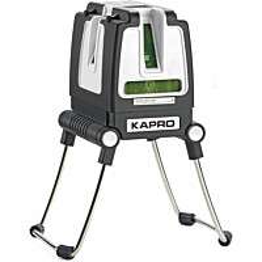 Ristilinjalaser Kapro Pro Laser 873 vihreä