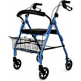 Rollaattori Lyfco CA861L, sininen, 7kg