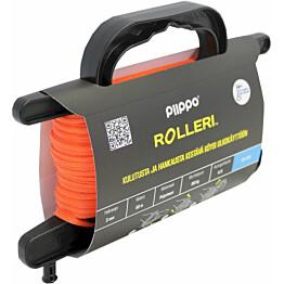 Rolleri Piippo palmikoitu polyeteeni 3mm x 50m