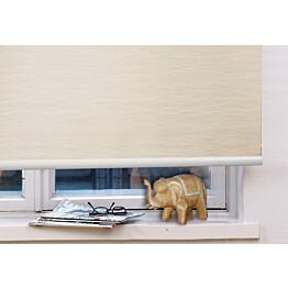 Rullaverho Pisla luonnonvalkoinen 70-200x170cm eri kokovaihtoehtoja