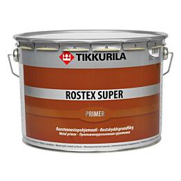 Ruosteenestopohjamaali Tikkurila Rostex Super 10 l