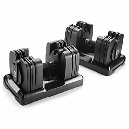 Säädettävä käsipaino Bowflex SelectTech 560 2,3 - 27,2 kg 2 kpl/pkt bluetooth-yhteys