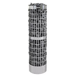 Sähkökiuas Harvia Cilindro Pro PC100E/135E 10/13,2 kW 9-20 m³ erillinen ohjaus