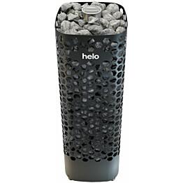 Sähkökiuas Helo Himalaya 70 Elite BWT, 6.8kW, 5-9m³, erillinen ohjaus, musta