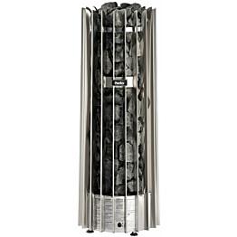 Sähkökiuas Helo Rocher 70 Pure, 6.8kW, 5-9m³, erillinen ohjaus