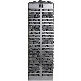 Sähkökiuas Huum Steel 6kW 6-10m³ erillinen ohjaus