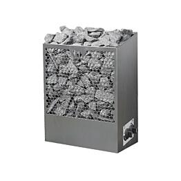 Sähkökiuas Mondex Kymi M 6 kW 4-7 m³ kiinteä ohjaus