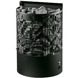 Sähkökiuas Mondex Teno E Black 6,6 kW 6-9m³