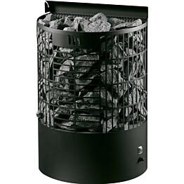 Sähkökiuas Mondex Teno E Black 9 kW 8-13m³