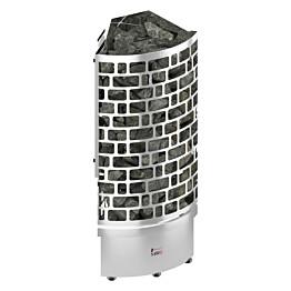 Sähkökiuas Sawo Aries Corner 6 kW (5-8 m³) erillinen ohjauskeskus