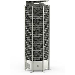Sähkökiuas Sawo Wall Tower 12kW (11-18 m³) erillinen ohjauskeskus