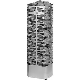 Sähkökiuas Saana 6,8 kW 5-8 m³ RST + ohjausyksikkö