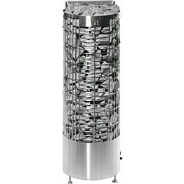 Sähkökiuas Mondex High Balance Steel E 9,0 kW 8-15 m³ + ohjain