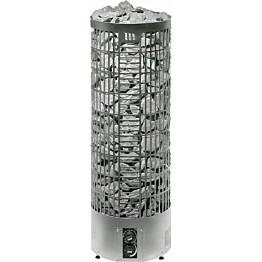 Sähkökiuas Mondex Pipe Steel E 10,5 kW 12-22 m³ + ohjain