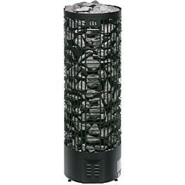 Sähkökiuas Mondex Tahko E-malli 10,5 kW 12-22 m³ erillinen ohjaus musta