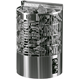 Sähkökiuas Mondex Teno M 6,6 kW 6-9 m³ kiinteä ohjaus