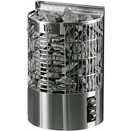 Sähkökiuas Mondex Teno M 9 kW 8-13 m³ kiinteä ohjaus