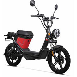 Sähköskootteri Goccia E-zi Mini 25km/h, punainen